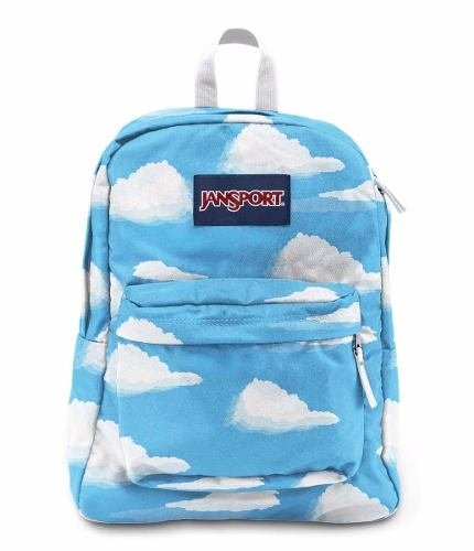 Mochila Jansport Superbreak Partly Cloudy Js00 T501-3d0