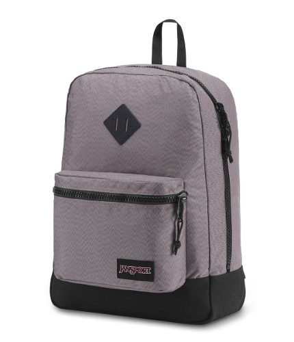 Mochila Jansport Super Fx Grey Optical Zigzag Js0a 2sdr-55q - JanSport Argentina