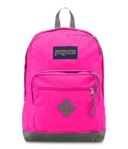 Mochila Jansport City Scout Ultra Pink Js00 T29a0r4