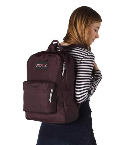 Mochila Jansport  Black Label Sb Dried Fig  Js00t60g-47r en internet