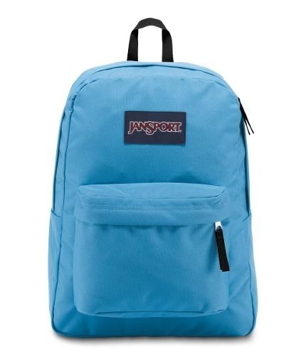 Mochila Jansport Superbreak Coastal Blue Js00 T501-54b