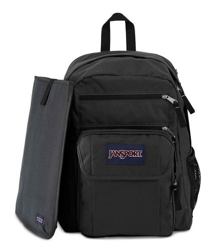 Mochila Jansport Digital Student Black Js00 T69d-8wv