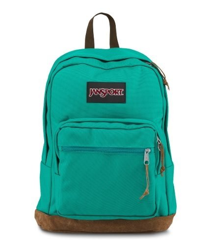 Mochila Jansport Right Pack Spanish Teal Js00 Typ701h
