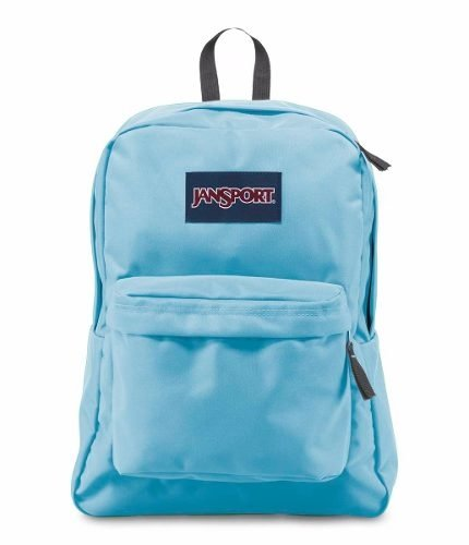 Mochila Jansport Superbreak Blue Topaz Js00 T501-0dc