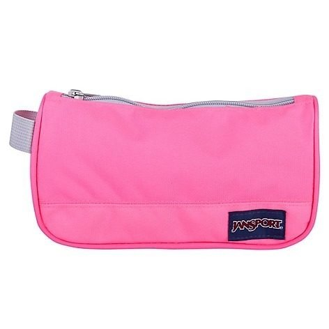 Cartuchera Jansport Medium Acces Pouch Ult Pink Js00 T49b0ra
