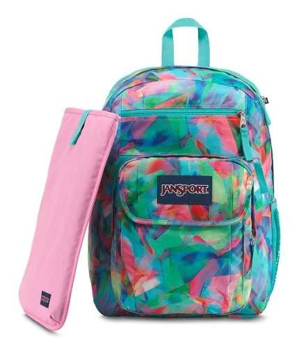 Mochila Jansport Digital Student Crystal Light Js00 T69d-40a
