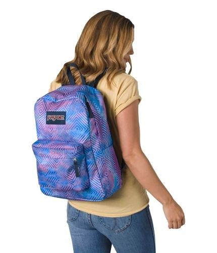Mochila Jansport Superbreak Optical Clouds Js00 T501-40r en internet