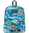 Mochila Jansport Superbreak Multi Wet Sloth Js00 T501-0l2