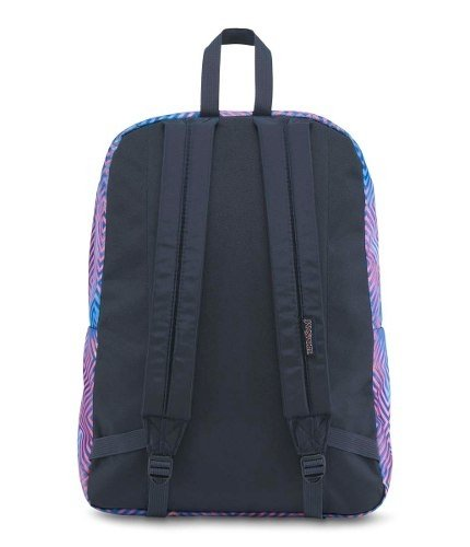 Mochila Jansport Superbreak Optical Clouds Js00 T501-40r - comprar online