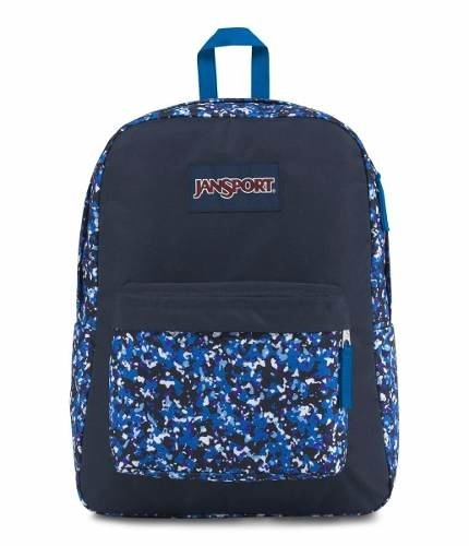 Mochila Jansport Superbreak Splash Camo Js00 T501-40c