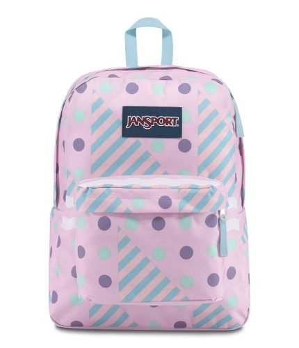 Mochila Jansport Superbreak Ice Cream Geo Js00 T501-40j
