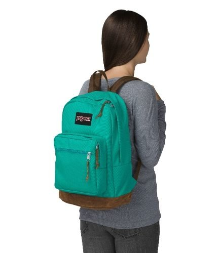 Mochila Jansport Right Pack Spanish Teal Js00 Typ701h - JanSport Argentina
