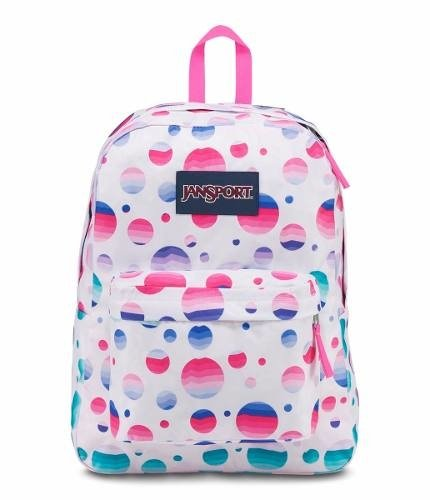 Mochila Jansport Superbreak Ombre Dot Js00t501-33v