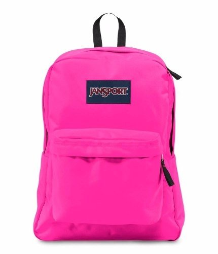 Mochila Jansport Superbreak Ultra Pink Js00 T501-0r4