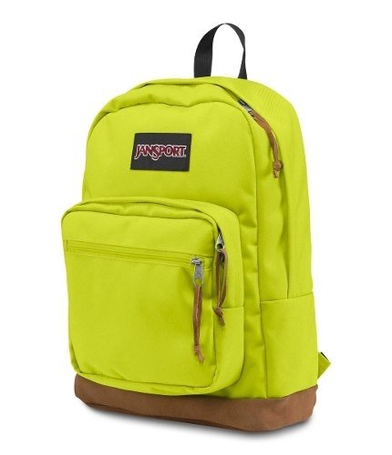 Mochila Jansport Right Pack Lime Punch  Typ7-01g