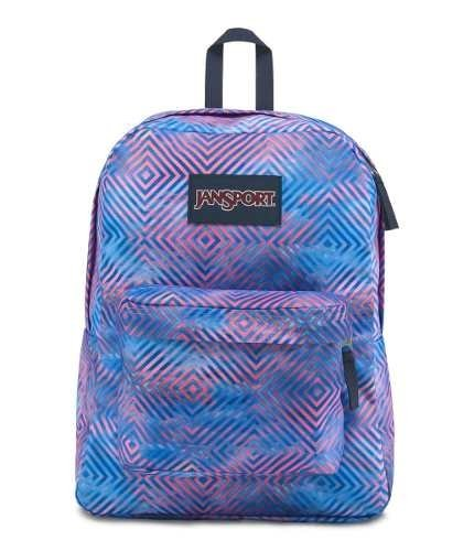 Mochila Jansport Superbreak Optical Clouds Js00 T501-40r