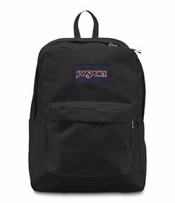 Mochila Jansport Superbreak Black Js00 T501-008