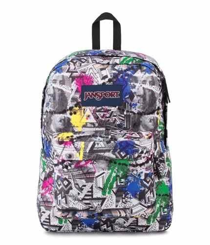 Mochila Jansport Superbreak Cash Money Js00 T501-33w