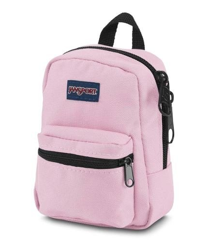 Porta Accesorios Jansport Lil Break Pink Mist Js0a32tt-3b7 en internet