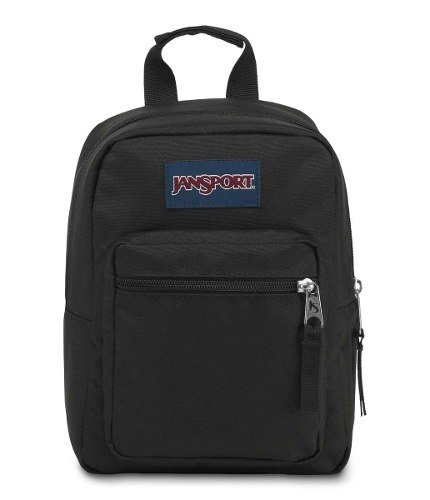 Lunchera Jansport Big Break Black Js0a 352l-008