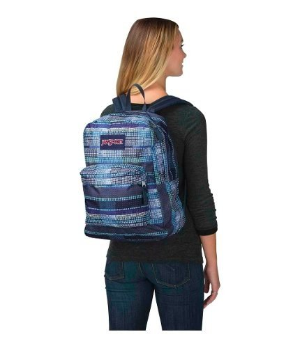 Mochila Jansport Superbreak Multi Dotty Stripe Js00 T501-0jf - JanSport Argentina
