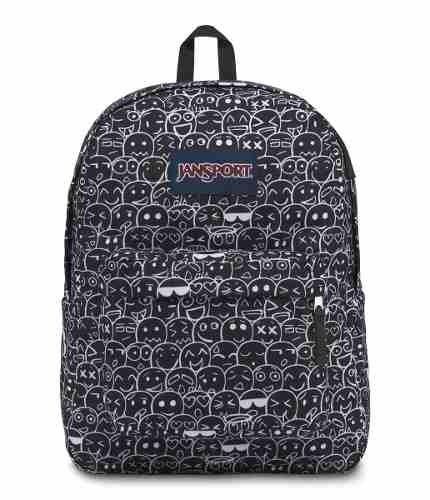 Mochila Jansport Superbreak Emoji Crowd Js00t501-49j