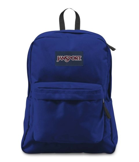 Mochila Jansport Superbreak Regal Blue Js00 T501-3n7