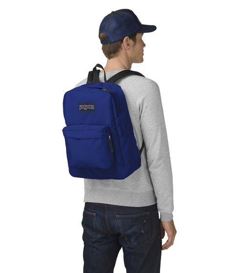 Mochila Jansport Superbreak Regal Blue Js00 T501-3n7 - JanSport Argentina