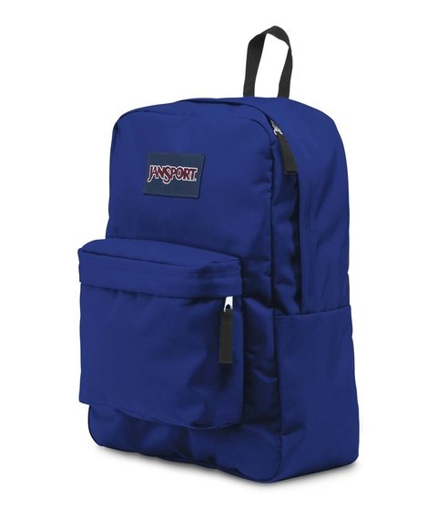 Mochila Jansport Superbreak Regal Blue Js00 T501-3n7 - comprar online