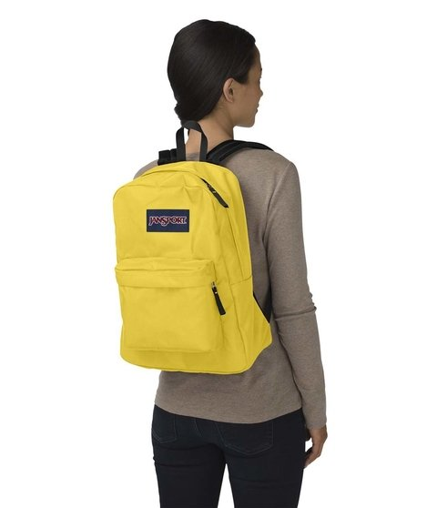 Mochila Jansport Superbreak Yellow Daisy Js00 T501 47t - JanSport Argentina