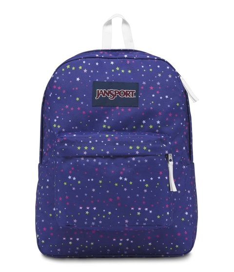 Mochila Jansport Superbreak Scattered Stars Js00 T501 49s