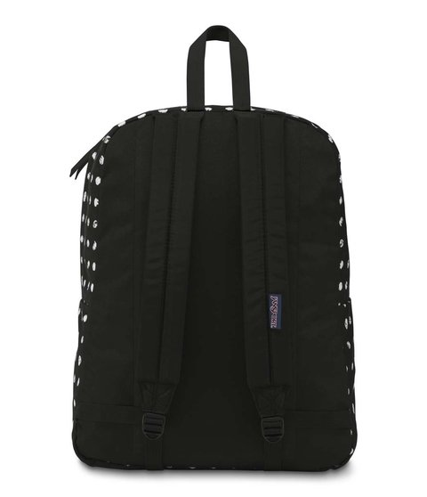 Mochila Jansport Superbreak Black Sketch Dot Js00 T501 4j6 - comprar online