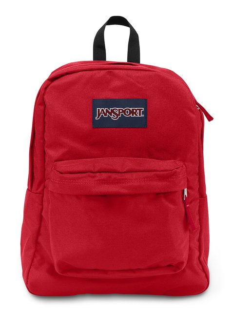 Mochila Jansport Superbreak Red Tape Js00 T501-5xp