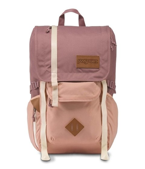 Mochila Jansport Hatchet Mocha/muted Clay Js00 T52s-51w