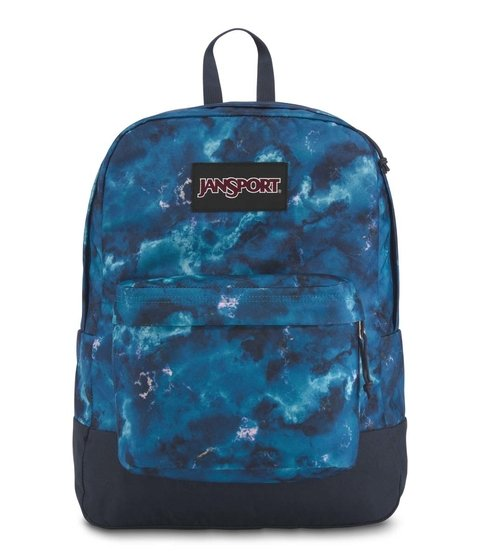 Mochila Jansport  Black Label Sb Marble Skies Js00t60g-4f1
