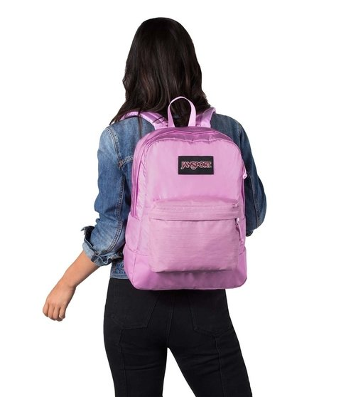 Mochila Jansport  Black Label Lavender Orchid Js00t60g-53z en internet
