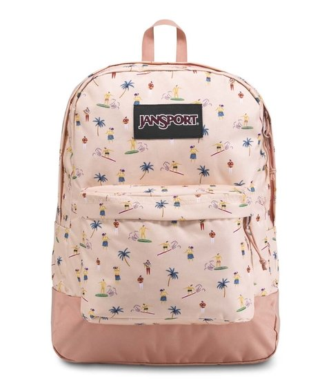 Mochila Jansport  Black Label Tan Lines Js00t60g-57a