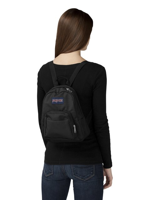 Mochila Jansport Half Pint Black Js00 Tdh6-008 en internet