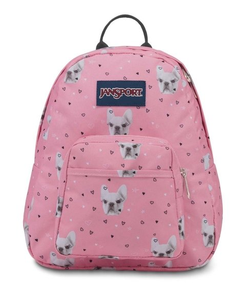 Mochila Jansport Half Pint Fierce Frenchies Js00 Tdh64p6