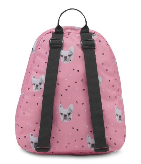 Mochila Jansport Half Pint Fierce Frenchies Js00 Tdh64p6 - JanSport Argentina