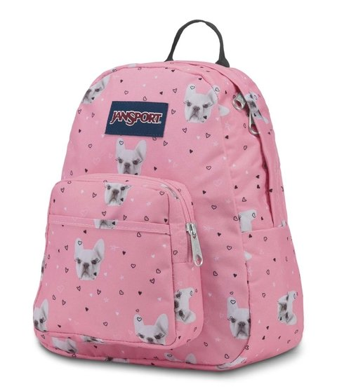 Mochila Jansport Half Pint Fierce Frenchies Js00 Tdh64p6 - comprar online