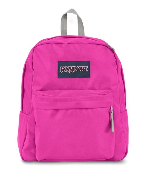 Mochila Jansport Spring Break Ultra Pink Js00 Tdh7-0r4