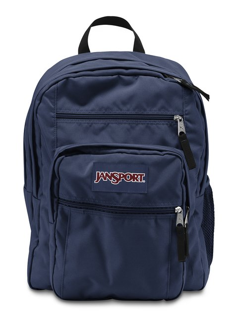 Mochila Jansport Big Student Navy Js00 Tdn7003
