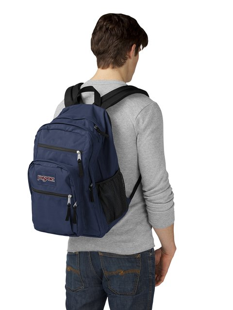 Mochila Jansport Big Student Navy Js00 Tdn7003 en internet