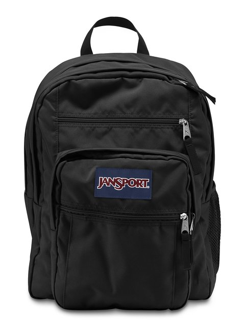 Mochila Jansport Big Student Black Js00 Tdn7-008
