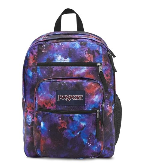 Mochila Jansport Big Student Multi Garden Space Js00 Tdn70vt