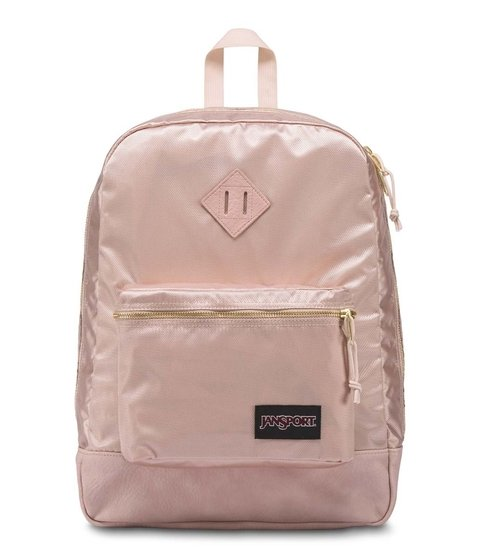 Mochila Jansport Super Fx Rose Smoke Gold Js0a 2sdr-50f