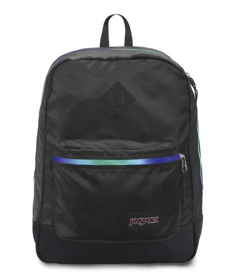 Mochila Jansport Super Fx Racing Ombre Zip Js0a 2sdr-55v