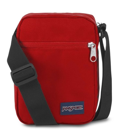 Bolso Jansport Weekender Red Tapr Js0a 3c4g-5xp