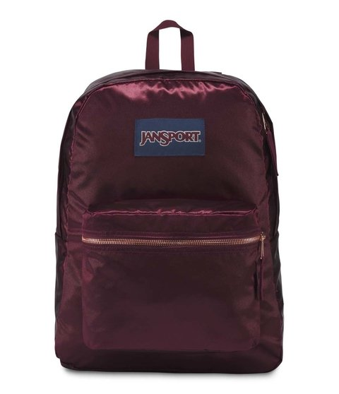 Mochila Jansport High Stakes Russet Red/rose Js0a 3c4w-50c